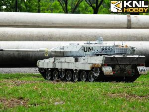 leopard-2a6-un-white-coating KNL HOBBY